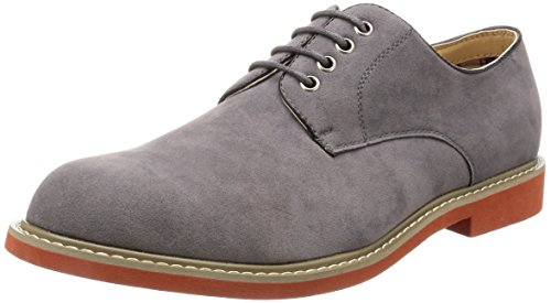 up Navy Red Derby Gray Black Gray Lace NINE Shoes O Mens twq8xzp