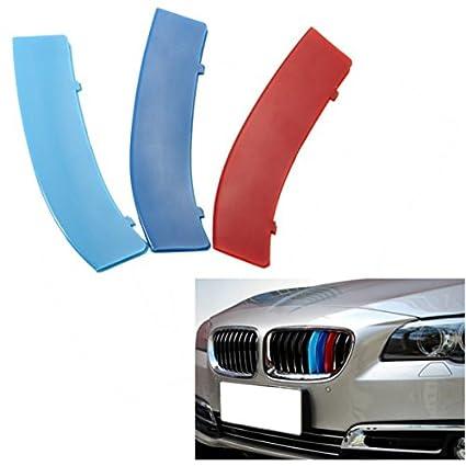 LEXPON M Colors - Hebilla de clip para BMW Serie 3, 11 Bar, rejilla
