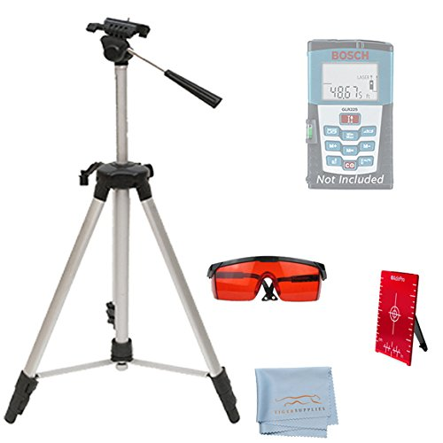 bosch-glr225-distance-measurer-accessory-kit-includes-adirpro-elevating-tripod-red-laser-glasses-mag