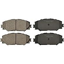 KFE Ultra Quiet Advanced KFE1210-104 Premium Ceramic FRONT Brake Pad Set