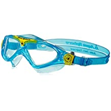 Aqua Sphere Childrens/Kids Vista Jr Clear Lens Swimming Mask
