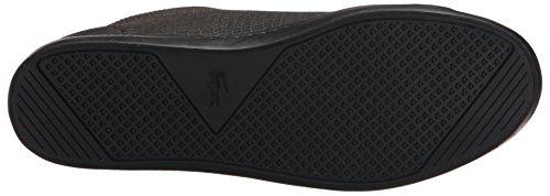 Lacoste Men's Straightset SP Chuk 417 1 Sneaker, Black/Black, 9 M US