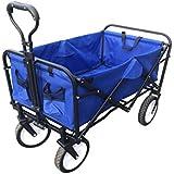 ABO Gear Utility Wagon Garden Cart  - Blue