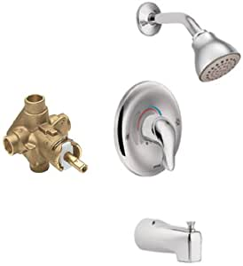 Moen L2353 2520 Chateau Posi Temp Tub Shower Valve Trim