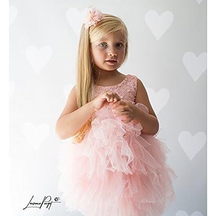 Vestido Modelo Perline 9 Meses A 6 Años 1 An 2 Años 3