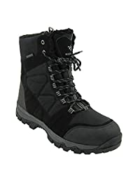 Rocky Moose Men's Winter Boots 3M Thinsulate Waterproof with Membrane Side Zipper Temperature Rating -32°C Ohio
