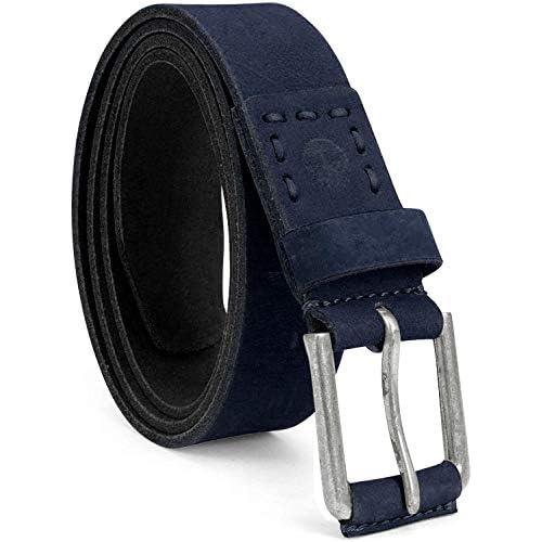 Timberland Mens 40mm Pull Up Jean Belt