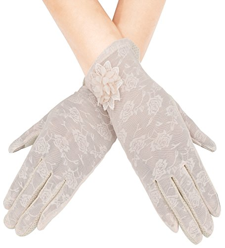 Summer Outdoor Protection Driving Mittens
