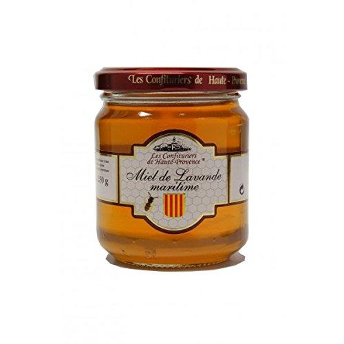 Les Confituriers de Hautes-Provence – Lavender Honey 8.5 oz. / 250 g.