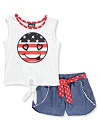 RMLA Girls' 2-Piece Short Set Outfit