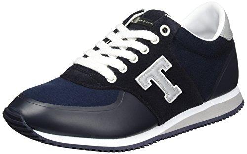 Tommy Hilfiger P1285hoenix 3c2, Zapatillas para Mujer Azul (Midnight 403)