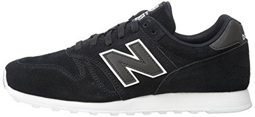 Zapatillas Balance black Negro Para New white Ml373 Hombre EPOxqccwvA