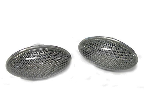 DEPO 2001-2006 Mini Cooper S R50 R53 Hatchback Frost Smoke Fender Side Marker Lights
