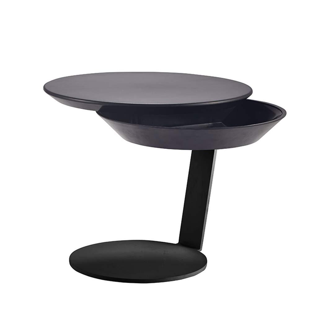 FEIFEI コーヒーテーブルシンプルな現代の小さなコーヒーテーブルソファサイドクリエイティブ多機能サイドテーブル50 * 45CM (色 : 01) B07JDHKQBR 1 1