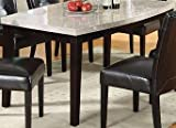 Furniture of America CM3866T Marion I Oval-Edge Dining Tables For Sale