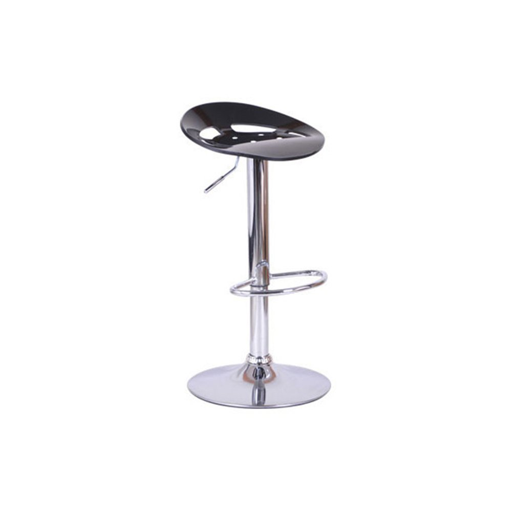 1 Nationwel@ Bar Chair - Simple Fashion Counter Chair Lift Acrylic Bar Chair Bar Chair Bar Stool Bar Stool Swivel Chair (Multicolor Optional) (color   9)