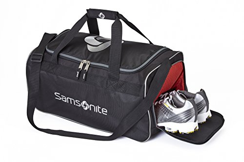 Samsonite To The Club Duffel Bag, Black
