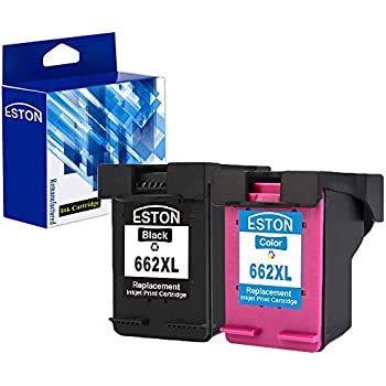 Amazon.com: Ouguan Ink Compatible For HP662 662XL Ink ...