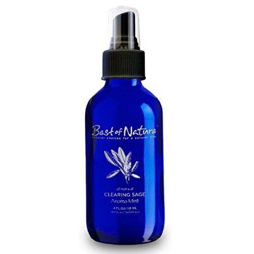 Clearing Sage Aroma Mist Aromatherapy