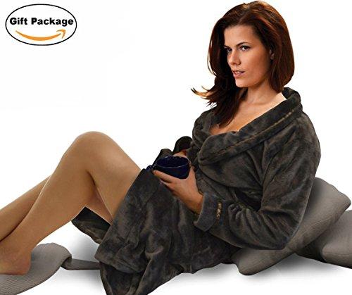 Napa Womens Super Bathrobe Pockets product image
