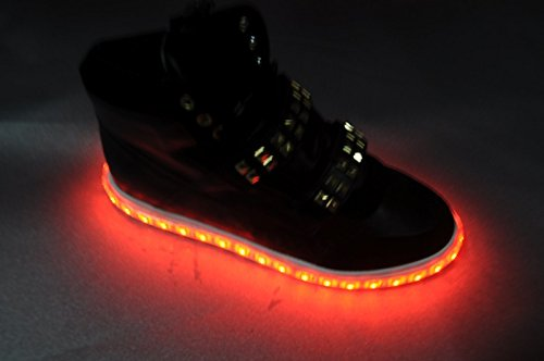 GREEN -- LED Shoe Kit UNIVERSAL fit - will fit any shoe - Light up YOUR shoes with our LED shoe light KIT (Nike Light Up Shoes)