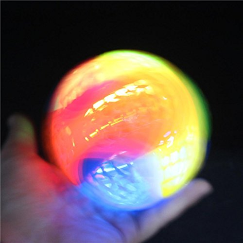 Fashion Music New Light-Up Ball Flash Kid Creative Puzzle Electric Bouncing Toy