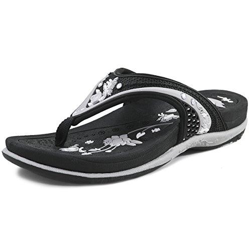 60a7e0def22f Gold Pigeon Shoes Signature Sandal  Comfort Walking Ergonomic Flip Flops