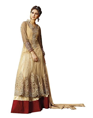Jay Diva Unstitched Suit Bollywood Sarees Salwar agRwaTqr