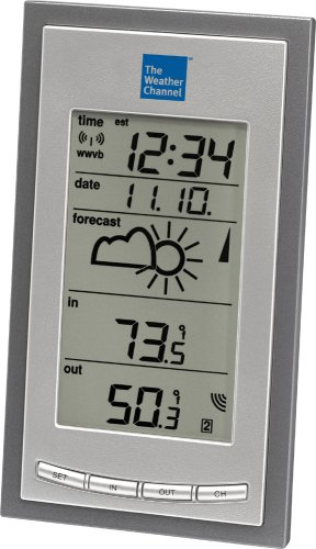 La Crosse Technology WS-9077U-IT Wireless Forecast Station