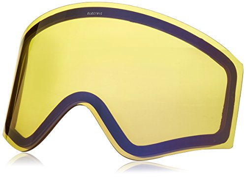 Electric Visual EGX Yellow/Blue Chrome Snow Goggle - Egx Electric Goggles