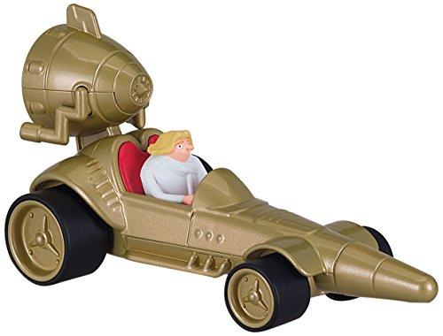 Despicable Me Dru's Villain Vehicle Toy Figure