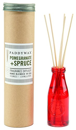 Paddywax Candles Collection Diffuser Pomegranate product image