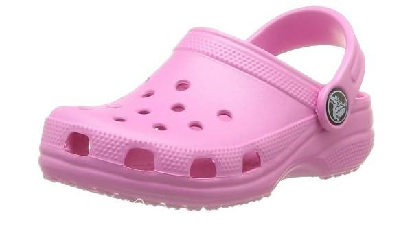 ograniczona guantity nowe obrazy gdzie kupić Crocs Kids Girls Classic Party Pink Jelly Sandals Shoes Size ...