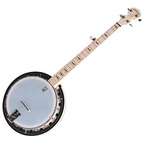 Deering Goodtime 2 Resonator Banjo with Hard Case by Deering Banjo (Image #1)