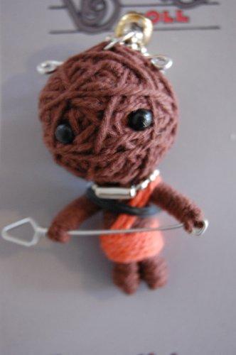 Watchover Voodoo CHANGE HELPER Doll Keychain