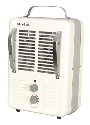 Fahrenheat MMHD1502T Portable Milk House Utility Heater, ...