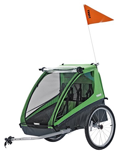 Thule Cadence Bicycle Trailer,Green