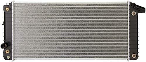 (Spectra Premium CU1482 Complete Radiator)