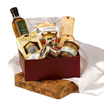 Image Unavailable. Image not available for. Color: Gourmet Cooking Gift Basket