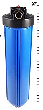 Big blue Sediment Filter Dust/Slit Remover Water Purifier Accessories at amazon