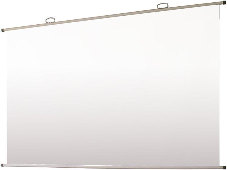 オーエス 掛図スクリーンHD100型 マスクなし SMH-100HN-WG107