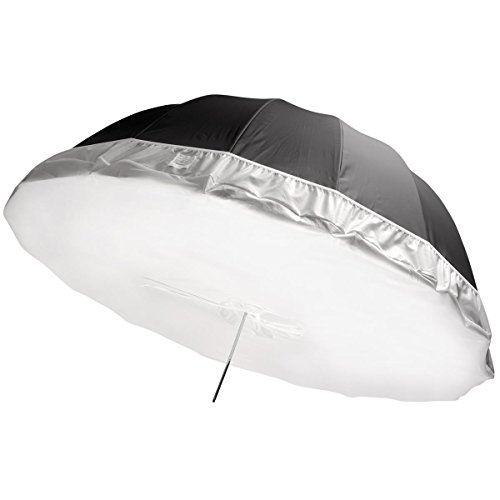 Westcott Diffusion Panel for 53'' Deep Umbrella, Neutral White by Westcott