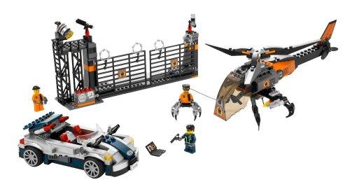 LEGO Agents Turbo-Car Chase 8634