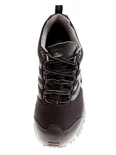 Lackner Chaussures Cuir Cuir Noir en Chaussures Trekking Chaussures Marche en de Revolution Chaussures de rrSwT