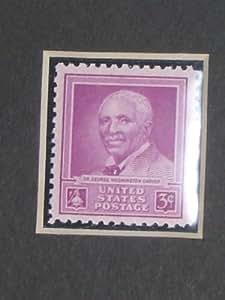 "George Washington Carver 1948 ""3 Cent"" Stamp"