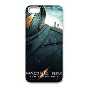 iPhone 4 4s Cell Phone Case White Pacific Rim Poster 2 SUX_949220