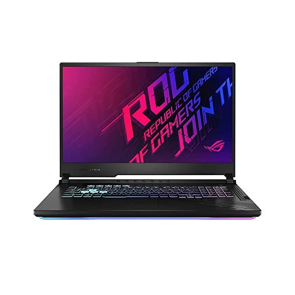 Asus Gaming Laptop ROG Strix G17 i7-10750H(16 Gb Ram,1T SSD,17.3 FHD-144hz,GTX1660Ti-6GB,RGB Backlit-4 Zone,WIFI6,WIN10… -  - Laptops4Review