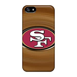 Maria N Young Scratch-free Phone Case For Iphone 5/5s- Retail Packaging - San Francisco 49ers