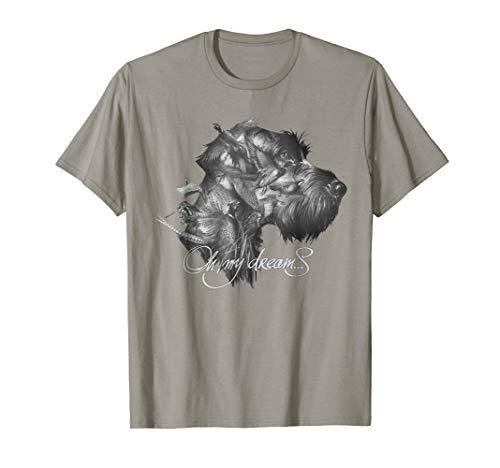 T Shirt Drahthaar Oh, My Dreams!