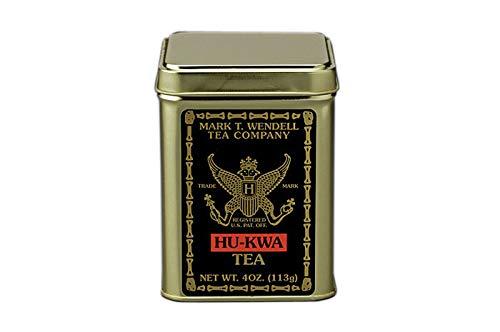 Hu-Kwa Lapsang Souchong Black Tea (4oz Loose Leaf Tin)